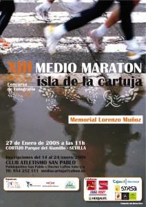 IMD_Medio Maraton08 Cartel